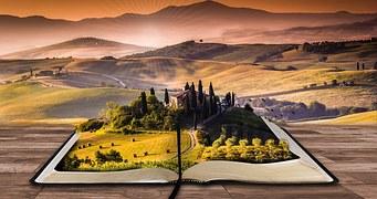 Novel Story Worldbuilding Fantasy