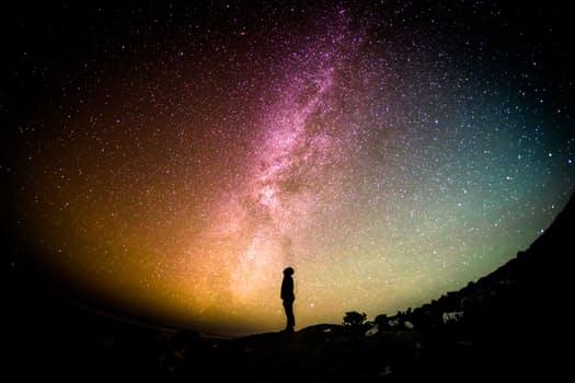 universe, night sky, stars