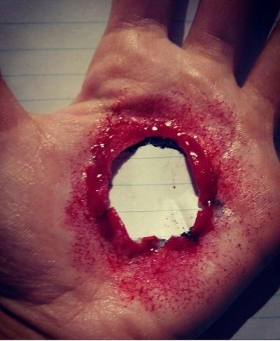 blood & gore sfxmakeup mua