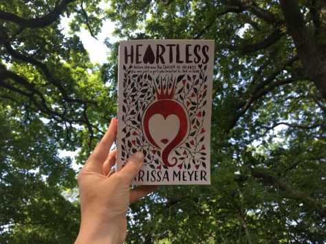 Review Heartless Marissa Meyer Author Lorraine Ambers Fantasy romance