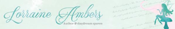 Author Lorraine Ambers - fantasy romance writer