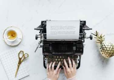 pexels-typewriter-writing