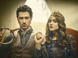 The Magicians High king and Queen meme