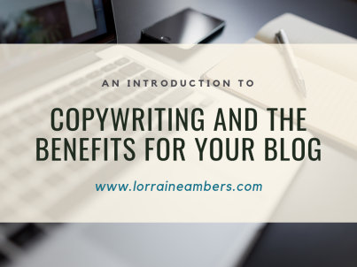 Blog, copywriting, laptop,phone,desk