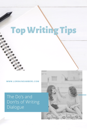 Writing tips-blog banner