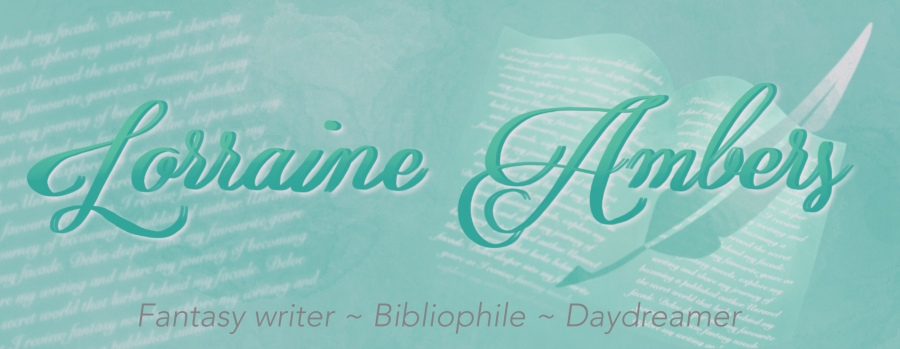 Lorraine Ambers website banner