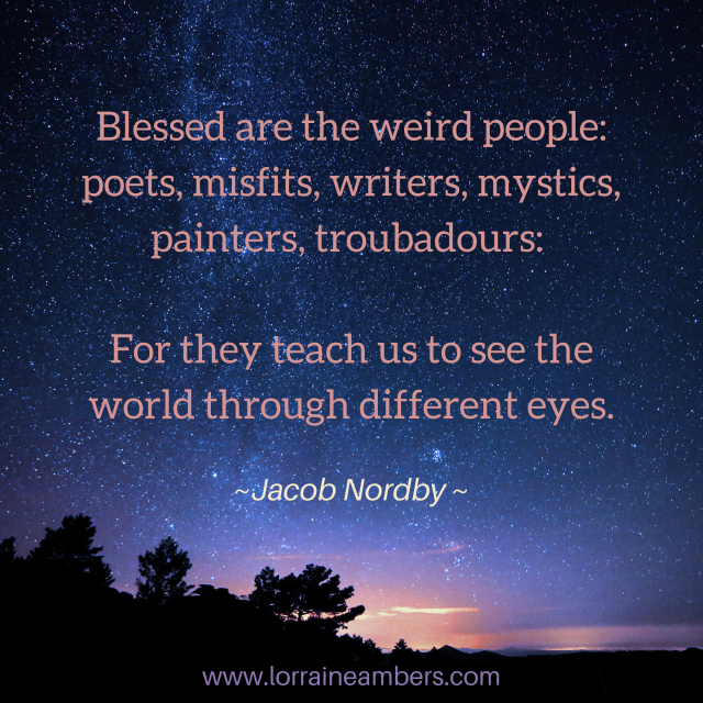 Jacob Nordby Quote about Artists