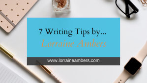 Writing tips banner