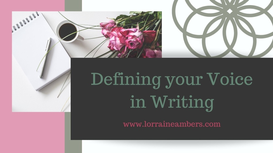 Writing tips - blog banner