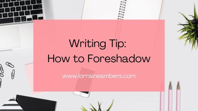 Writing tips blog banner