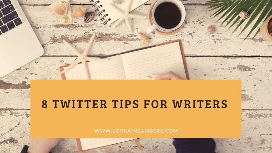 Social media tips for writers